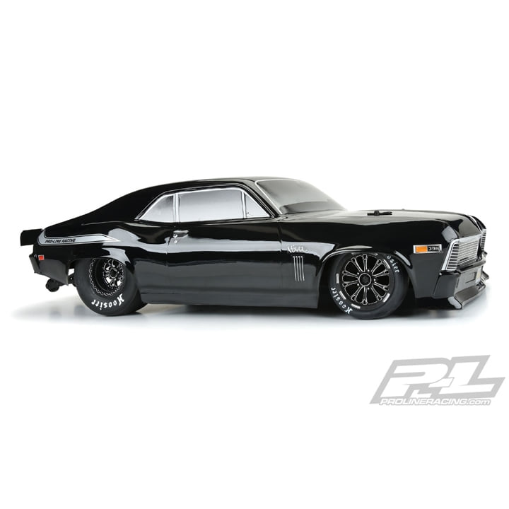 2020-NEW AP3531-18 1969 Chevrolet® Nova™ Tough-Color (Black)Slash VXL 2WD
