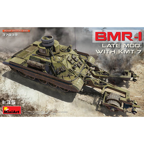 BE37039 1/35 BMR-1 Late Mod. with KMT-7