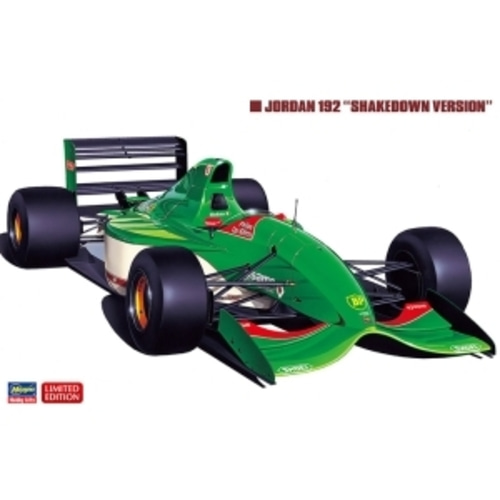 BH20388 1/24 Jordan 192 Shakedown Version