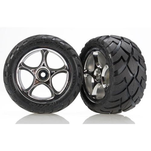 AX2478R Tires & wheels, assembled