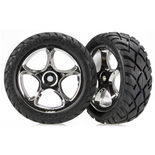 AX2479R Tires & wheels, assembled