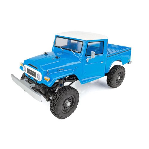 AAK40003 CR12 Toyota FJ45 Pick-Up RTR, blue