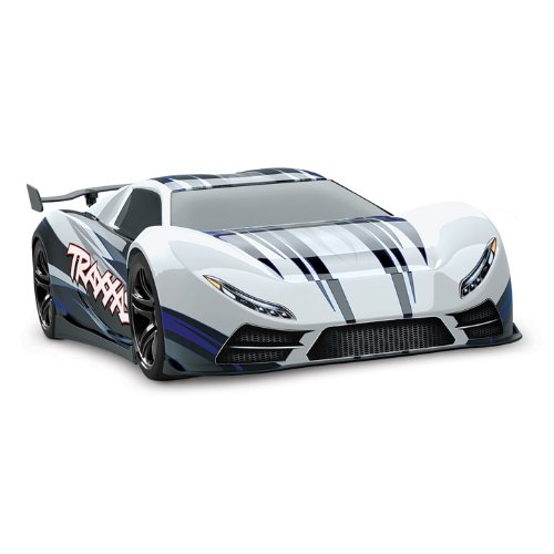 1/7 XO-1, scale 1/7 AWD Super car w/2.4GHz R7(주행용배터리 별매) CB64077-3(white/black)
