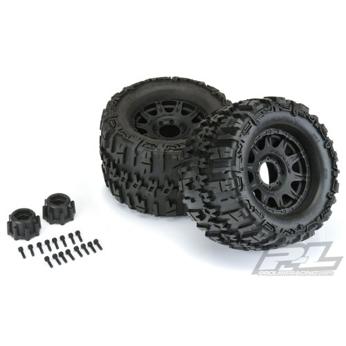 "AP1184-10 Trencher X 3.8"" All Terrain Tires Mounted"