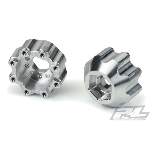 "AP6353 8X32 TO 17MM 1/2"" OFFSET ALUMINUM HEX"
