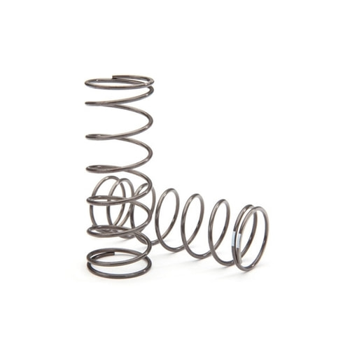 AX8966 Springs, shock (natural finish) (GT-Maxx?) (1.210 rate) (2)