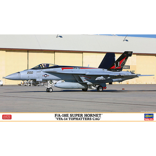 BH02309 1대72 F/A-18E  슈퍼 호넷 VFA-14 탑헷터스 CAG
