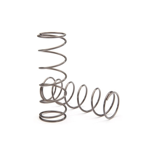 AX8967 Springs, shock (natural finish) (GT-Maxx) (1.450 rate) (2)