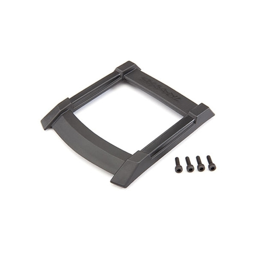 AX8917 Skid plate,roof(body)black/3x10mmCS4