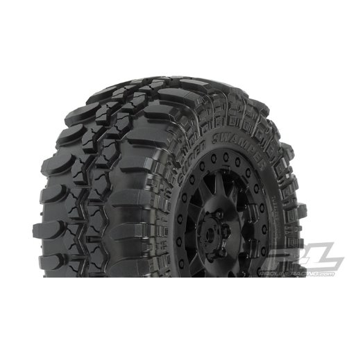 "AP10103-11 Interco TSL SX Super Swamper SC 2.2""/3.0"" Tires Mounted"