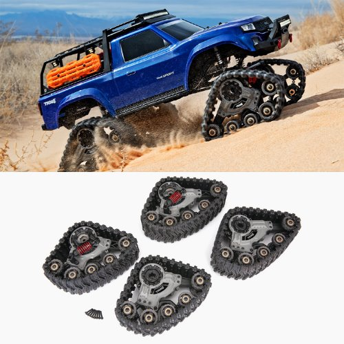CB8880 TRX-4, All-Terrain,Complete Set(4)