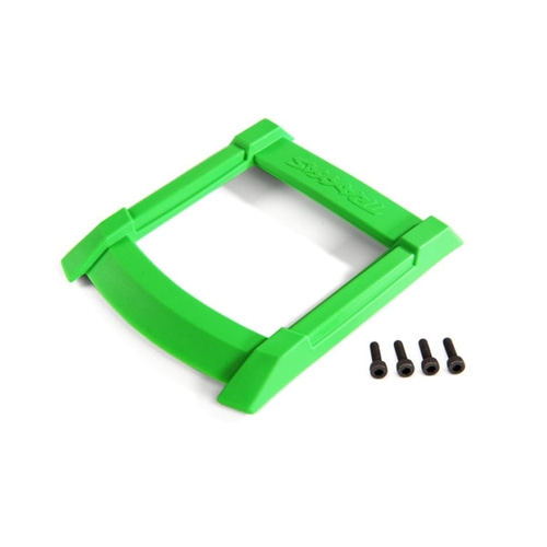 AX8917G SKID PLATE, ROOF (BODY) (GREEN)/ 3X10MM CS (4)