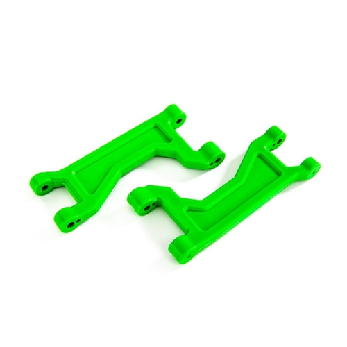 AX8929G SUSPENSION ARMS, UPPER, GREEN (LEFT OR RIGHT, FRONT OR REAR) (2)