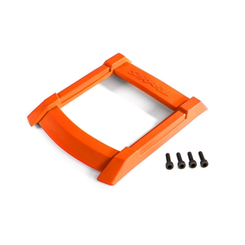 AX8917T SKID PLATE, ROOF (BODY) (ORANGE)/ 3X10MM CS (4)