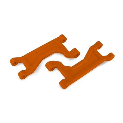 AX8929T SUSPENSION ARMS, UPPER, ORANGE (LEFT OR RIGHT, FRONT OR REAR) (2)