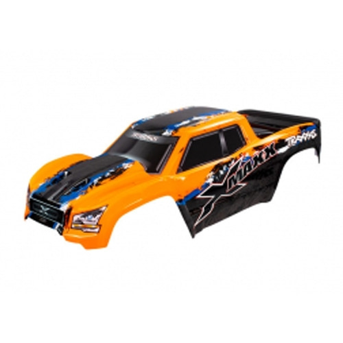AX7811 Orange X-Maxx body /X-MAXX