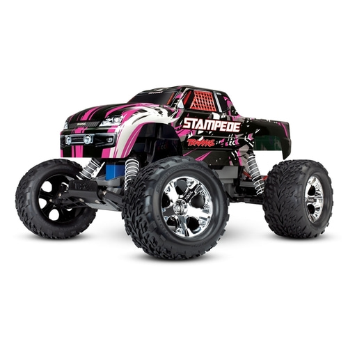 CB36054-1 (PINKX) 2020_ NEW 1/10 Stampede XL-5 RTR - 2WD