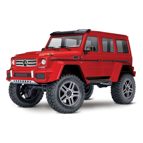 CB82096-4 (RED) 2020_New Limited Edition TRX-4 Mercedes G 500 4X4