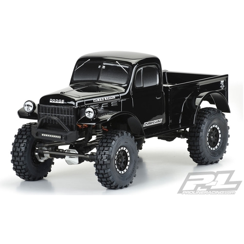 [입고]2020-NEW AP3499-18 1946 Dodge Power Wagon Tough-Color (Black)Element Enduro