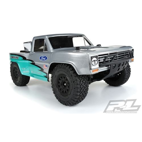 [입고]2020-NEW AP3551-17 Pre-Cut 1967 Ford® F-100 Race Truck Clear Body for Slash®