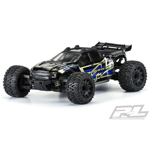 AP3528-17 Pre-Cut 2017 Ford F-150 Raptor Clear Body