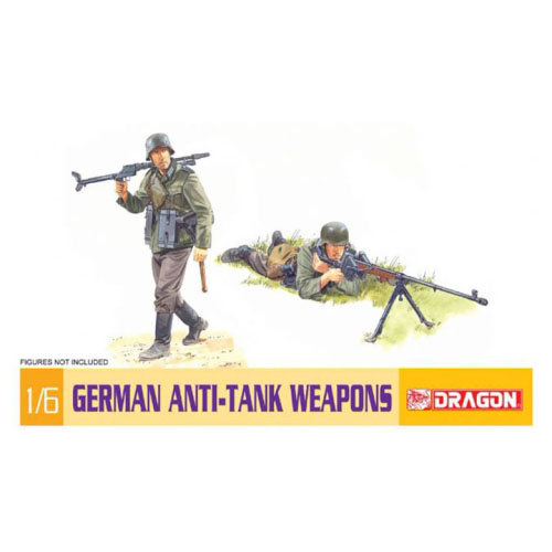 BD75014 1/6 German Anti-Tank Rifle (인형 미포함)