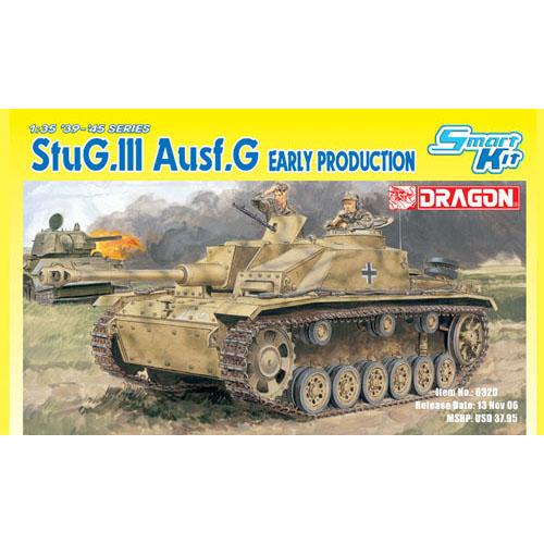 BD6320 1/35 StuG III Ausf.G Early Production