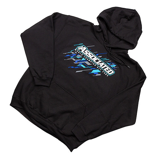 AASP125L AE 2017 Worlds Pullover, black, L
