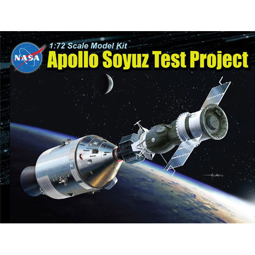 BD11012 1/72 Apollo Soyuz Test Project (Apollo 18 and Soyuz 19)