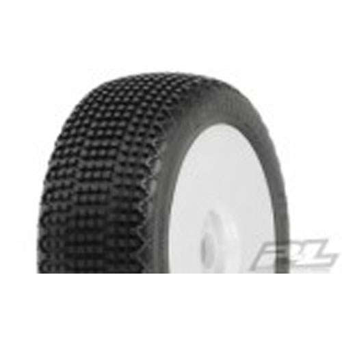 [프로라인특가세일 !]**AP9051-033 LockDown X3 (Soft) Off-Road 1:8 Buggy Tires Mounted