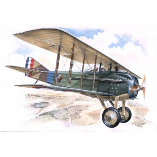 "BSH48010 1/48 Spad VIIC.1 ""British and US. Service"""