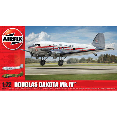 BB08015 1/72 Douglas Dakota Mk.IV (New Tool- 2014)