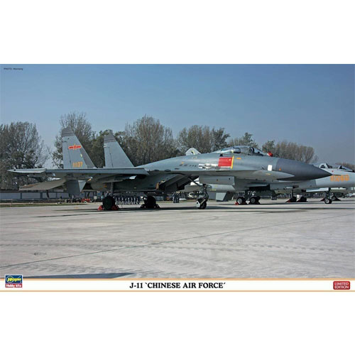 BH02090 1/72 j-11 chinese air force