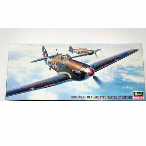 BH51338 AP38 1/72 Hurricane Mk.I Late Type Battle Of Britain-데칼 손상