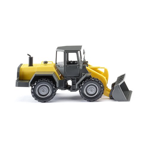 BW065108 1/87 Wheel loader (Liebherr) - zinc yellow