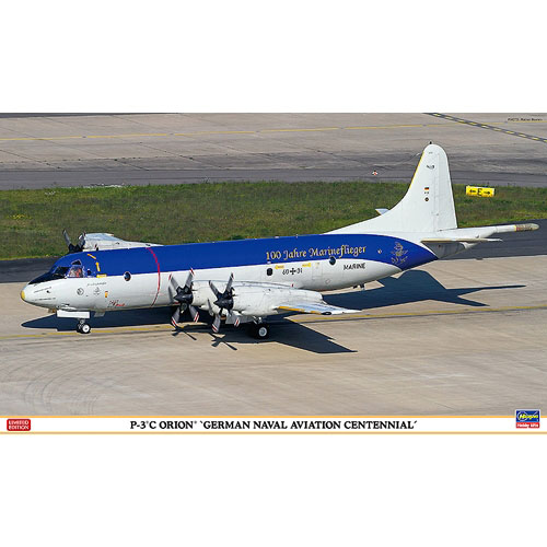 BH02201 1/72 P-3C Orion German Naval Aviation Centenniel