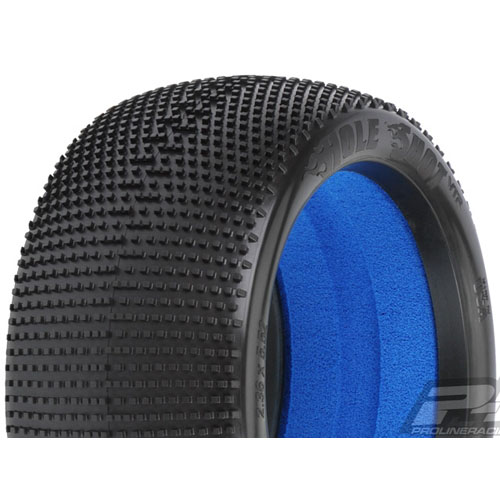 "AP9033-003 Hole Shot VTR 4.0"" X3 (Soft) Off-Road 1:8 Truck Tires for Front or Rear"