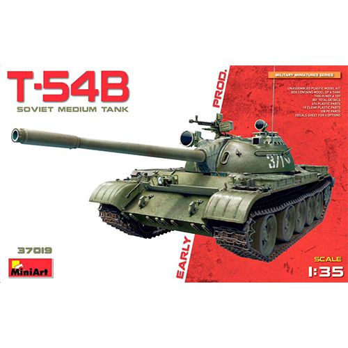 BE37019 T-54B EARLY PRODUCTION
