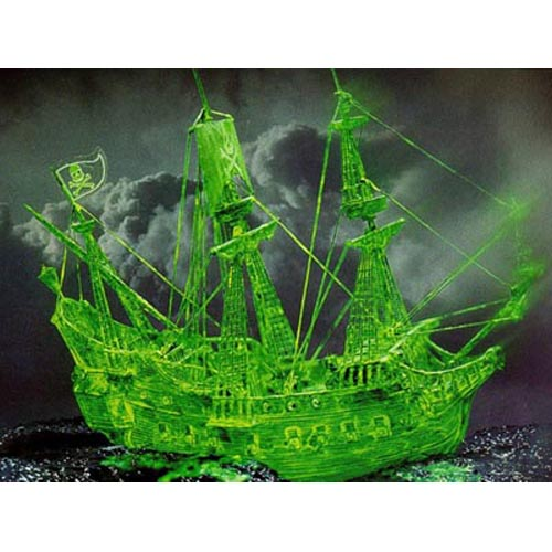 BV5433 1/72 Pirate Ghost Ship