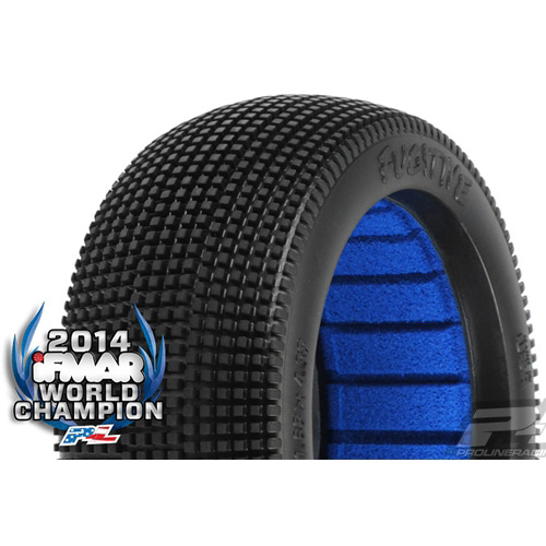 [프로라인특가세일 !]**AP9052-003 Fugitive X3 (Soft) Off-Road 1:8 Buggy Tires for Front or Rear