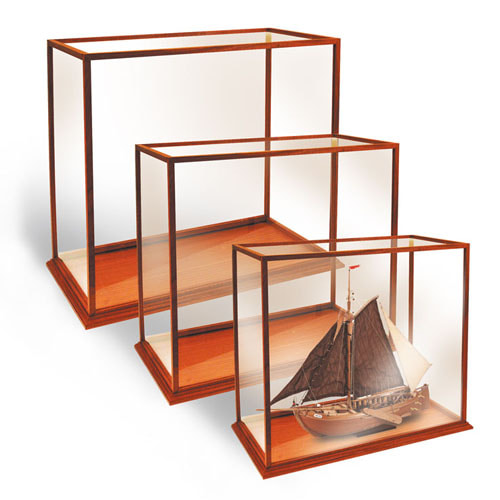 BA29552 Display Case Sapely (720x340x630 mm)-테두리목 4개 누락