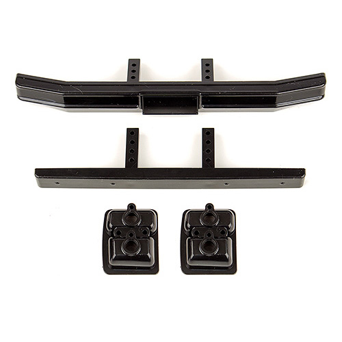 AA41058 CR12 Ford F-150 Bumper Set, black