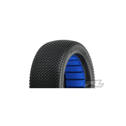 [프로라인특가세일 !]** AP9064-203 Slide Lock S3 (Soft) Off-Road 1:8 Buggy Tires