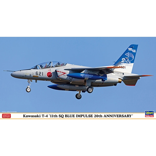 "BH07438 1/48 J.A.S.D.F. 4th AW 11th SQ ""BLUE IMPULSE"""