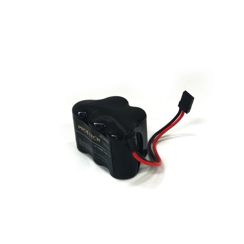[입고]프로테크 6V 1600mAh NiMH Receiver Hump Pack with JR [AY1600H]