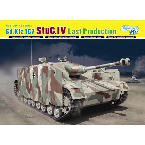 BD6647 1/35 Sd.Kfz.167 StuG.IV Last Production-트랙 누락