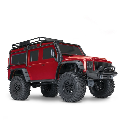 CB82056-4 TRX-4 Scale and Trail Crawler /레드,그레이