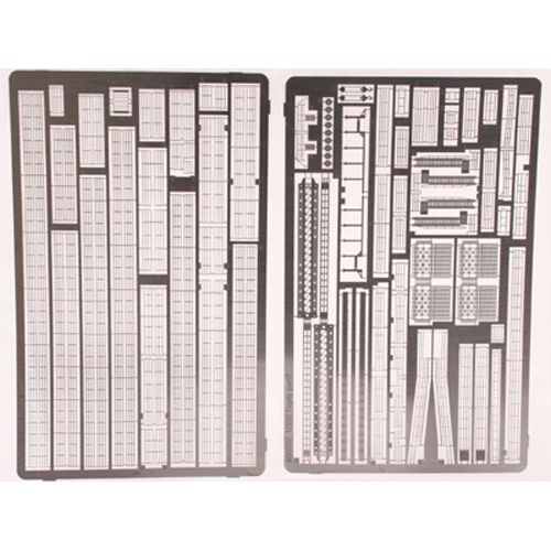 BV0702 Photoetched parts for Revell 1/350 Battleship Tirpitz