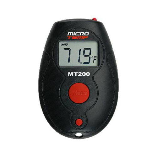 *특가판매*AMT200 전자 온도 계측기- Digital Infrared Non-Contact Thermometer (-33℃~ 220℃)