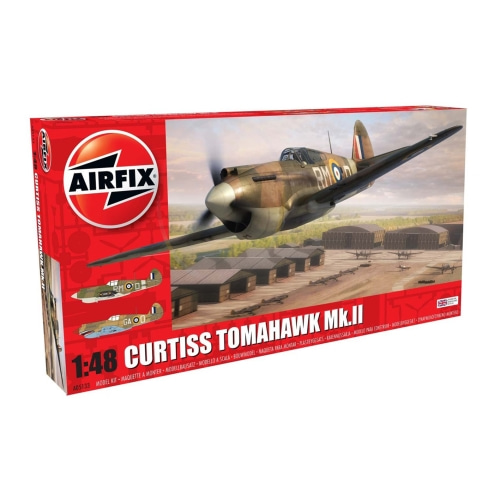 BB05133 1/48 A Curtiss Tomahawk MK.II-데칼 누락